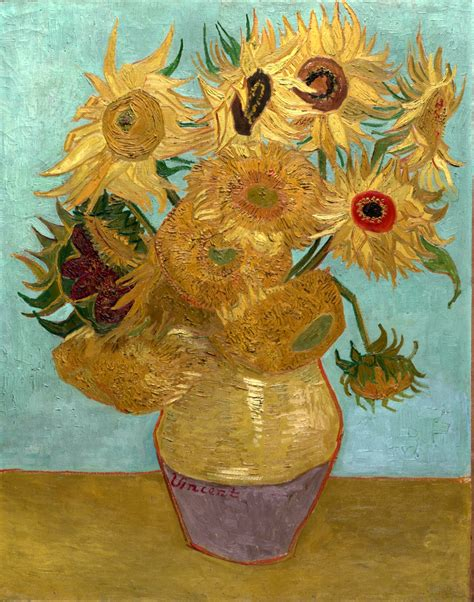 Filevincent Van Gogh Zonnebloemen Wikimedia Commons