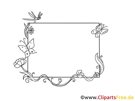 cadre photo a imprimer gratuitement papillon cadre illustration 224 imprimer gratuite cadres dessin picture image graphic clip