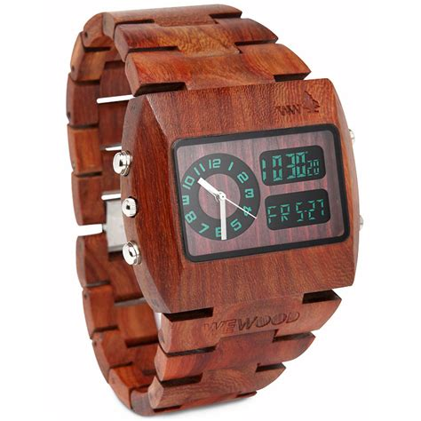 Wewood Chrono  100% Natural Wood Watch  The Green Head. Jewelry Emerald. Platinum Pave Wedding Band. 14k White Gold Bangle Bracelet. 10 000 Wedding Rings. Beads Jwellery. 18k Diamond Bracelet. Mens Victorian Rings. Princess Cut Sapphire