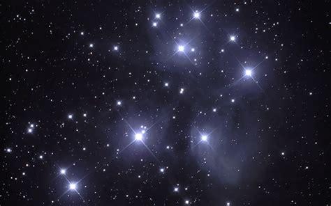 Night Sky November Leonid Meteors Seven