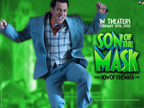 Son Of The Mask Movie Wallpaper #4