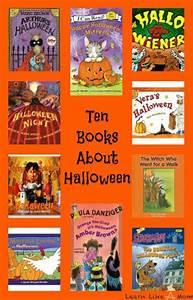 10 Halloween Books for Kids!