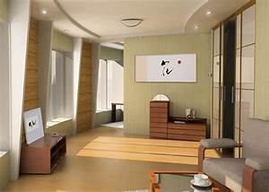 Tranquility And Simplicity In Japanese Interior Design ...