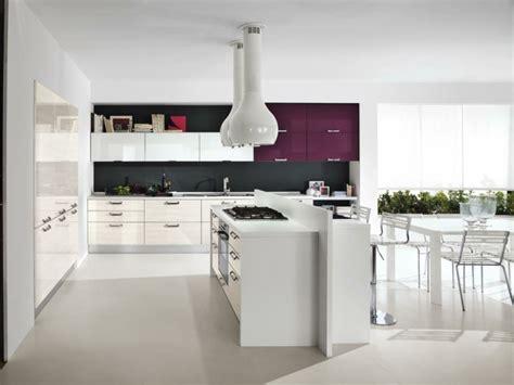 cuisine 9m2 avec ilot cuisine en l moderne avec îlot en 108 photos magnifiques