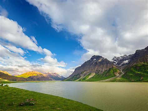 ranwu lake  largest lake  southeast tibet