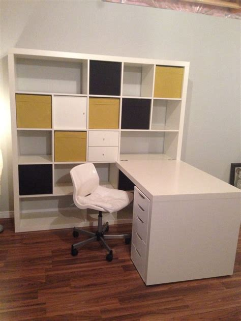 mon atelier en construction expedit et alex de ikea