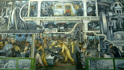 rivera detroit industry murals article khan academy