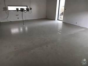 Litá betonová podlaha cena