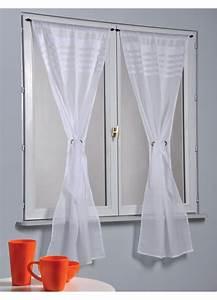 Rideaux à Poser Sur Fenêtres : rideaux voilages castorama voilages ikea sur mesure ~ Premium-room.com Idées de Décoration