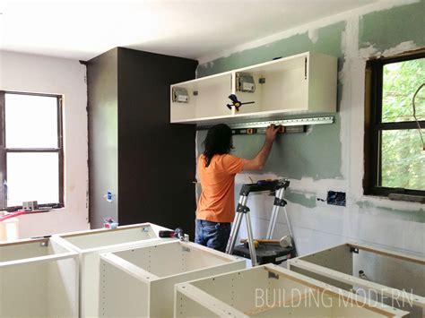 diy install kitchen cabinets ikea kitchen cabinet installation