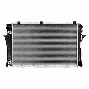 Apdi U00ae   A6 Quattro 2 8l With Transmission Oil Cooler 1998 Engine Coolant Radiator