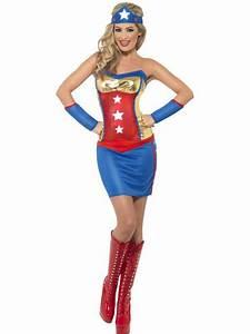Kostüm Superhelden Damen : deguisement hot heros deguisement adulte femme sexy le ~ Frokenaadalensverden.com Haus und Dekorationen