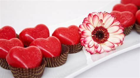 Wallpaper Valentine's Day, February 14, flowers ...