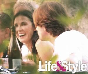 Demi Moore 'dating New Zealand actor Martin Henderson ...