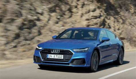 New 2019 Audi A7 by 2019 Audi A7 Sportback Shines In New Official
