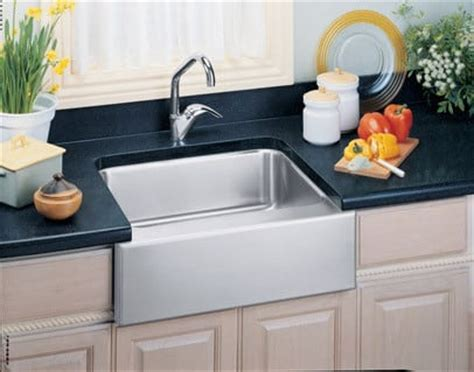 7 inch apron front sink elkay eluhf2520 25 inch apron front undermount single bowl