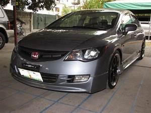Hid Retrofit  U00bb Honda Civic Fd 2006