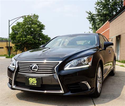 Review Lexus Ls by Review 2015 Lexus Ls 460 Awd