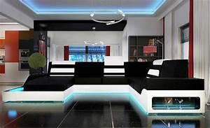 Led Bilder Xxl : 22 sofa mit led beleuchtung bilder couch mit beleuchtung beleuchtung flachgewebe schwarz ~ Whattoseeinmadrid.com Haus und Dekorationen
