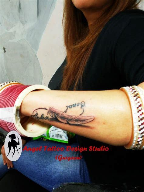 angel tattoo design studio infinity tattoo designs