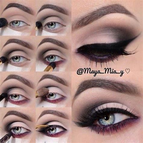 Пошаговый вечерний макияж глаз 14 мастер классов с фото и описанием