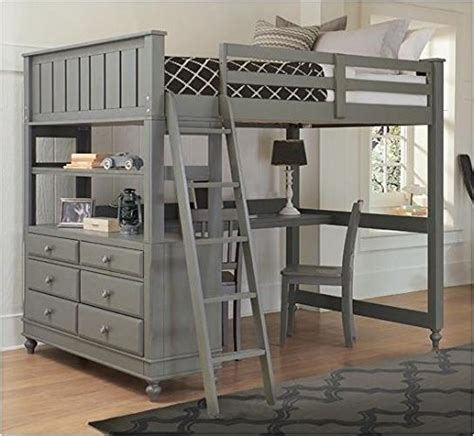 full size bed with desk underneath 10 best loft beds with desk designs decoholic