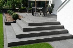 Hauseingang Treppe Modern : bethlehem gartenbau naturstein treppen und platten home garden in 2019 garden steps ~ Yasmunasinghe.com Haus und Dekorationen