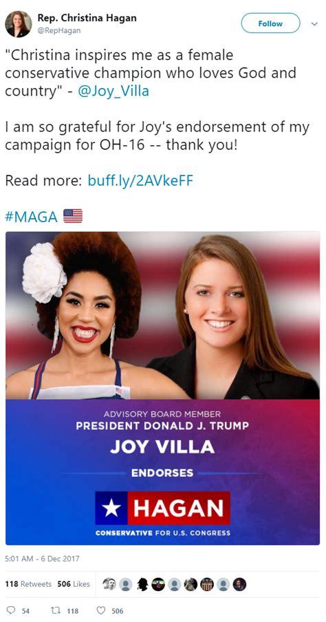 Scientology member Joy Villa's