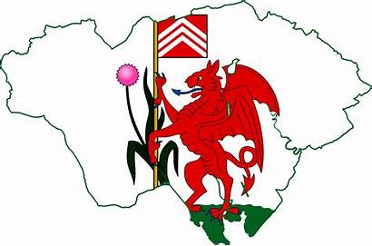Cardiff Wales Flag Map Commons Wikimedia History