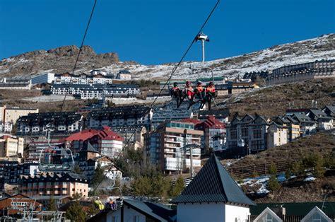 bureau pour tout petit un week end au ski la nevada erasmus