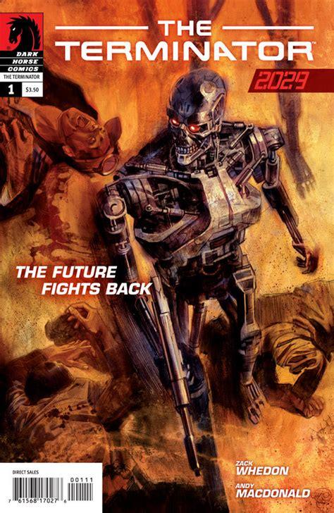 terminator   profile dark horse comics