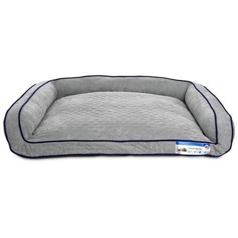 Petco Pet Beds by Petco Tranquil Sleeper Memory Foam Bed Petco