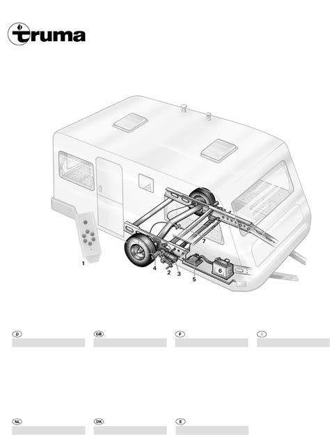 wiring diagram for truma motor mover handleiding truma mover caravan mover mover met abe