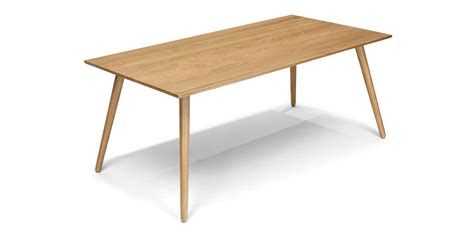 sofas tables and more rectangular dining table in solid wood article seno