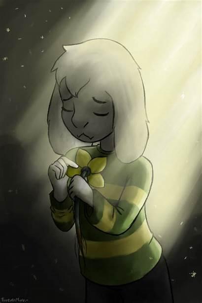 Asriel Flower Undertale Deviantart Let Want Don