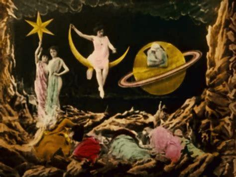georges melies lune georges melies le voyage dans la lune eight vague