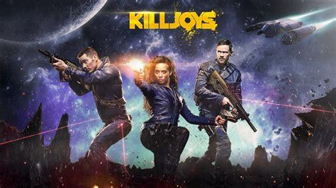killjoys tv series wallpapers hd wallpapers id