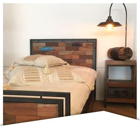 chambre style loft chambre style loft industriel design de maison