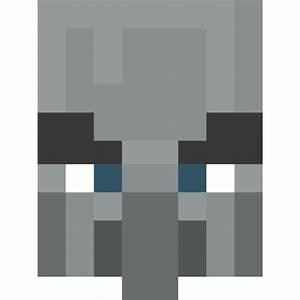 Vindicator face | Minecraft Faces