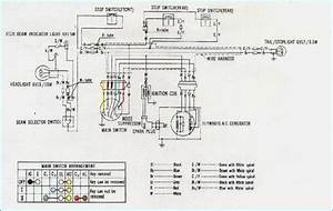 Honda C100 Electrical Wiring Diagram