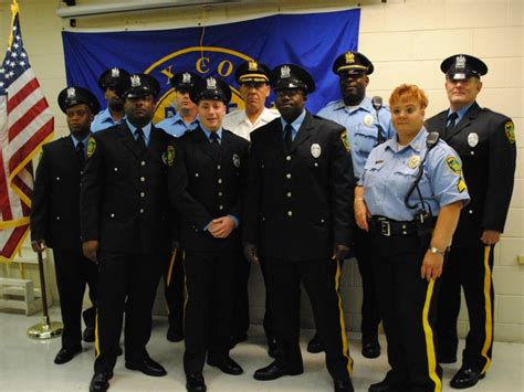maplewood graduate  auxiliary police program