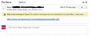 Did you know?�... Fake Email