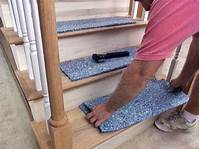 installing carpet on stairs How to Install a Carpet Runner on Stairs | HGTV