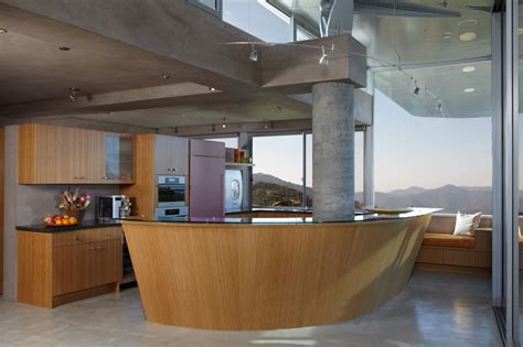 kitchens with islands photo gallery 747 wing house modern kitchen los angeles by david 8793