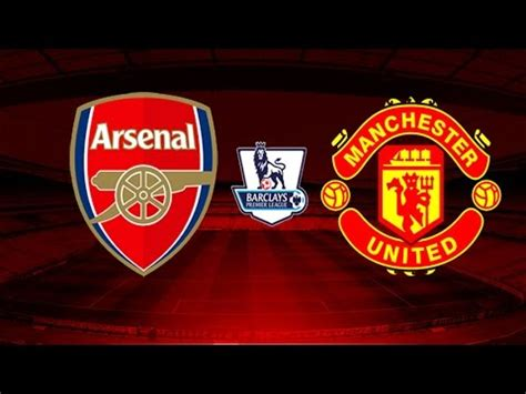 fifa  pc gameplay arsenal  manchester united fifa