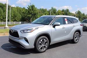 New 2020 Toyota Highlander Xle Sport Utility In Macon