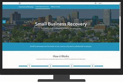 Recovery Business Coronavirus Released Solution Promote Hub