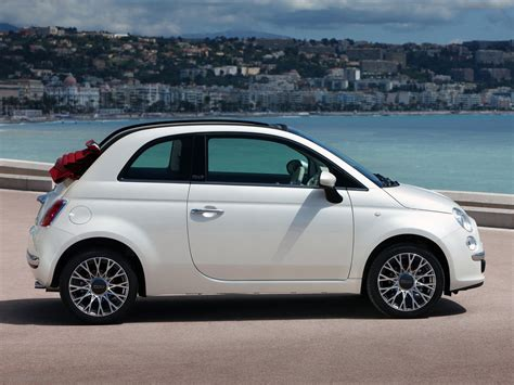 New Fiat 500 C Exotic Car Photo 11 Of 48 Diesel Station