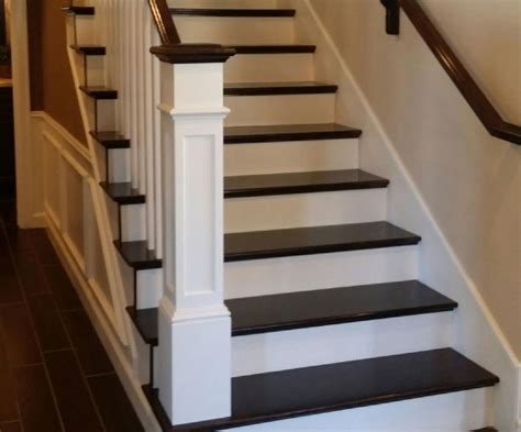 steel and wood staircase custom stairs custom stair builder stair remodeling