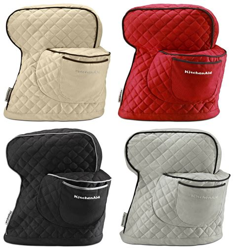 kitchenaid ksmcti fitted stand mixer cover  colors ebay